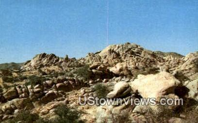Texas Canyon - Tucson, Arizona AZ Postcard