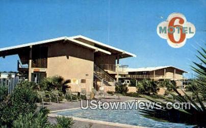 Motel 6 - Yuma, Arizona AZ Postcard
