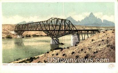 The Needles - Colorado River, Arizona AZ Postcard