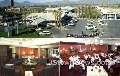 Del Webb's Hiwayhouse - Tucson, Arizona AZ Postcard