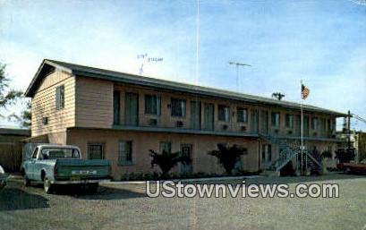 Adobe Lodge Motel - Tombstone, Arizona AZ Postcard