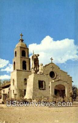 St. Thomas Indian Mission - Yuma, Arizona AZ Postcard