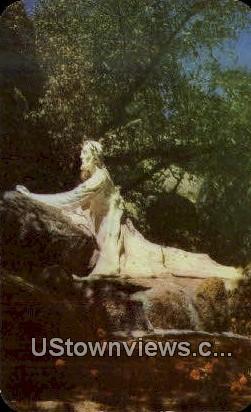 Shrine of St. Joseph of the Mountains - Yarnell, Arizona AZ Postcard