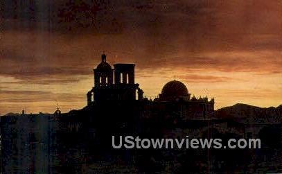 San Xavier Del Bac - Tucson, Arizona AZ Postcard