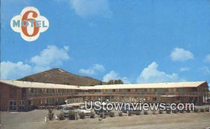Motel 6 - Tucson, Arizona AZ Postcard