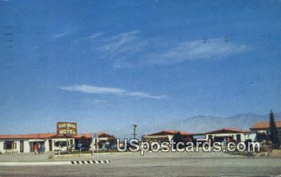 Mr & Mrs Stanley B Newhall - Tucson, Arizona AZ Postcard