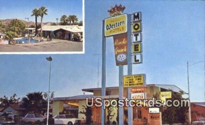 Rancho Grande - Wickenburg, Arizona AZ Postcard