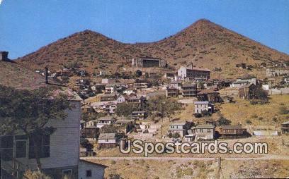 Largest Ghost City - Jerome, Arizona AZ Postcard