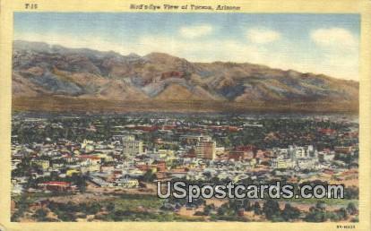 Tucson, Arizona Postcard     ;     Tucson, AZ