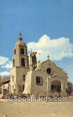 St Thomas Indian Mission - Yuma, Arizona AZ Postcard