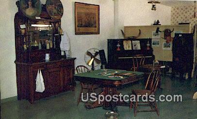 Pioneers Historical Museum - Tucson, Arizona AZ Postcard