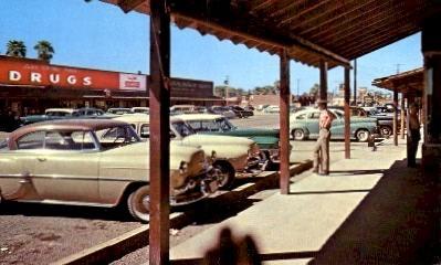 Buisness Center - Scottsdale, Arizona AZ Postcard