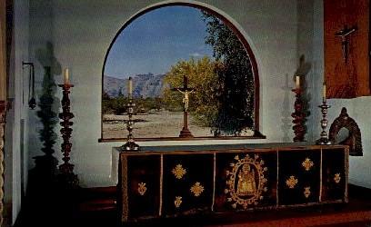 Saint Phillip's In the Hills  - Tucson, Arizona AZ Postcard