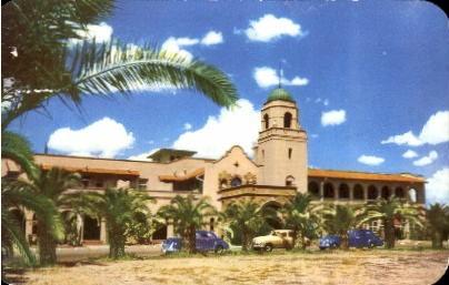 El Conquistador Hotel - Tucson, Arizona AZ Postcard