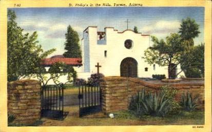 St. Phillip's in the Hills - Tucson, Arizona AZ Postcard