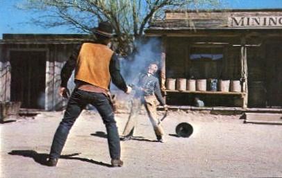 Old Tuscon - Tucson, Arizona AZ Postcard