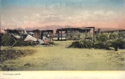 Tucson - Arizona AZ Postcard