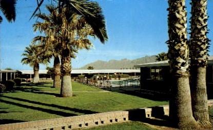 Wayward Winds Lodge - Tucson, Arizona AZ Postcard