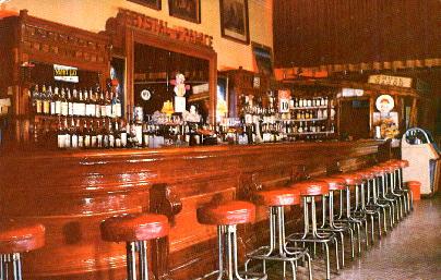 The Crystal Palace Bar - Tombstone, Arizona AZ Postcard
