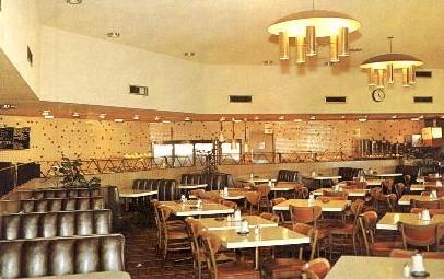 Holiday House Cafeteria - Tucson, Arizona AZ Postcard
