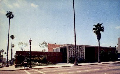 Screen Director's Guild of America - Hollywood, California CA Postcard