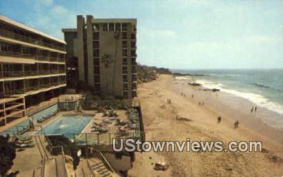 Surf & Sand - Laguna Beach, California CA Postcard