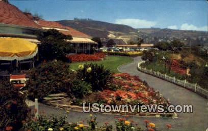Heisler Park - Laguna Beach, California CA Postcard