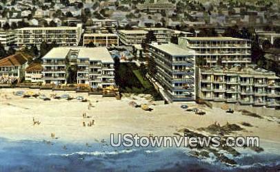 Vacation Village, Hotel - Laguna Beach, California CA Postcard