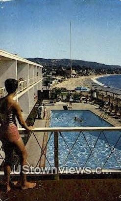 The Inn at Laguna - Laguna Beach, California CA Postcard