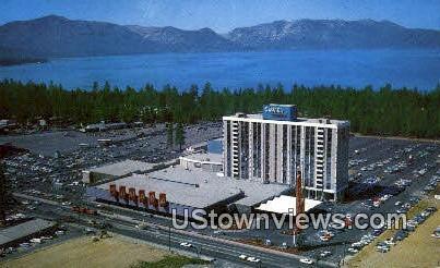 Sahara Tahoe - Lake Tahoe, California CA Postcard