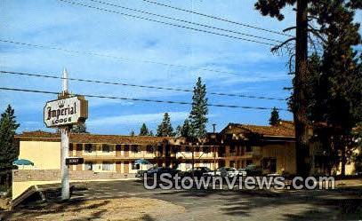 Imperial Lodge - Lake Tahoe, California CA Postcard