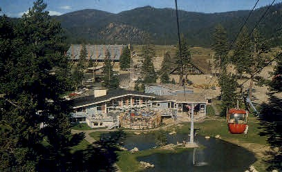 Squaw Valley - Los Angeles, California CA Postcard