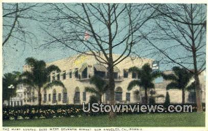 Mary Louise - Los Angeles, California CA Postcard