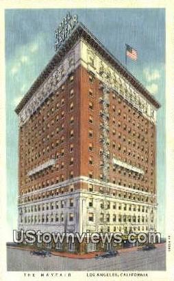 The Mayfair - Los Angeles, California CA Postcard