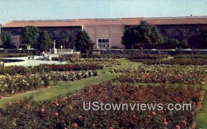 CA State Museum of Science - Los Angeles, California CA Postcard