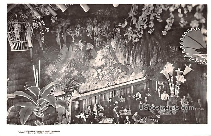 Aloha - Los Angeles, California CA Postcard