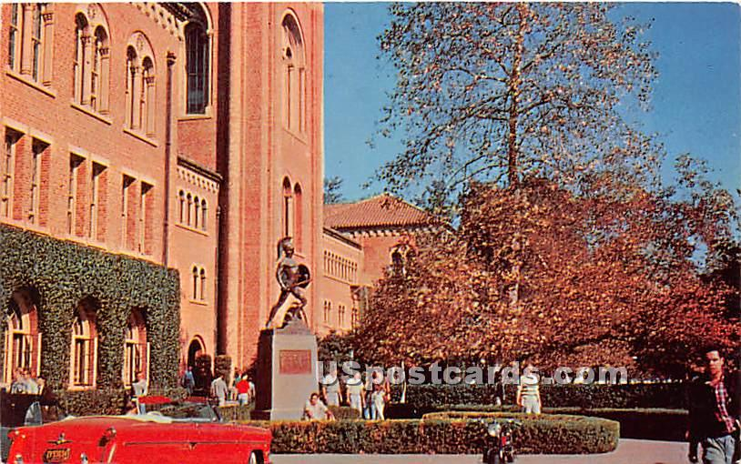 University of Southern California USC - Los Angeles Postcard