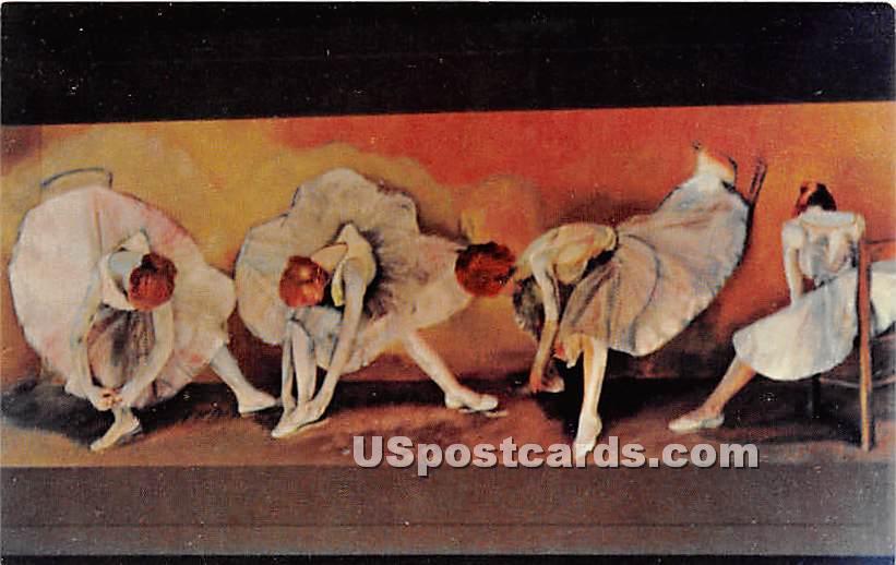 Festival of Arts & Pageant of the Masters - Laguna Beach, California CA Postcard