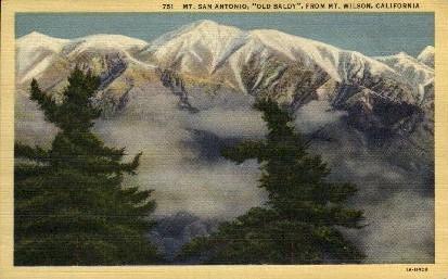 Mt. San Antonio,