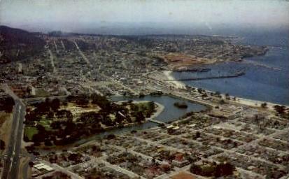Monterey California Postcard