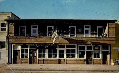 The Old General Store - Monterey, California CA Postcard