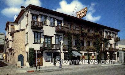 Mission Inn - Monterey, California CA Postcard