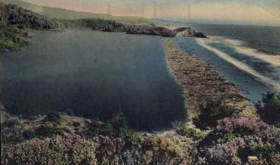 Coast of California - MIsc Postcard