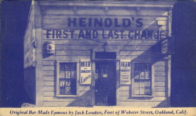 Heinold's First and Last Chance - Oakland, California CA Postcard