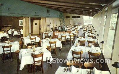 Sea Wolf Restaurant - Oakland, California CA Postcard