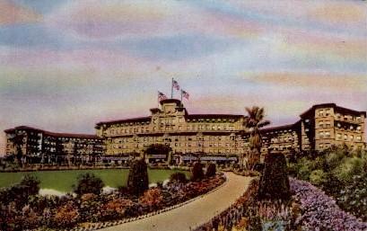 The Huntington - Pasadena, California CA Postcard