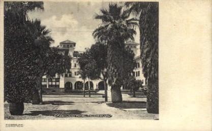 Maryland Hotel - Pasadena, California CA Postcard