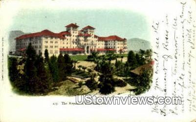 The Raymond - Pasadena, California CA Postcard