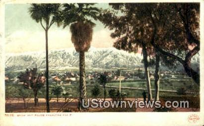 Pasadena - California CA Postcard