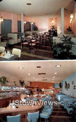 Copper Lantern Coffee Shop - Pasadena, California CA Postcard
